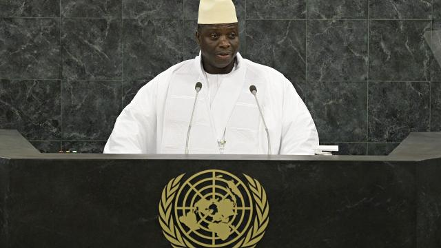 After first refusing to leave office, former Gambian President Yahya Jammeh will step down and leave the country.