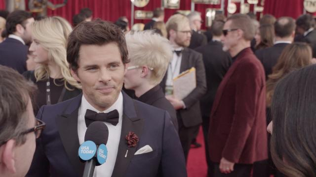 'Westworld's' James Marsden recounts one of the most dangerous stunts he performed on the show.