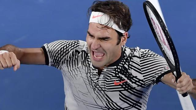 Roger Federer defeated Rafael Nadal in five sets at the Australian Open final, adding to what's been an amazing history between these two competitors.