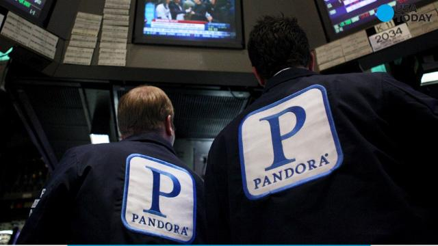 Pandora to lay off 7% of its U.S. Workforce #1D76AE