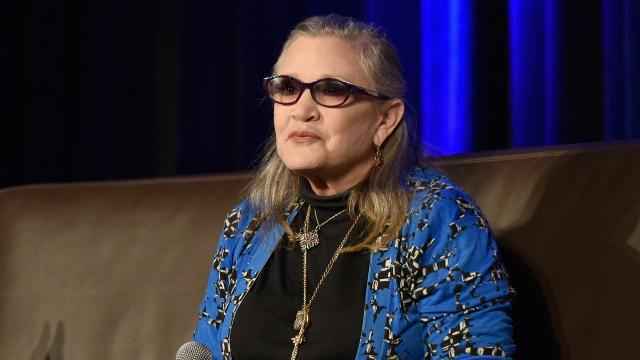 """Carrie Fisher's death could mean big changes for """"Star Wars: Episode IX."""" Video provided by Newsy"""