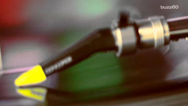 The tables have turned, vinyl is making a comeback