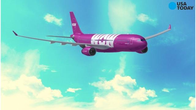 WOW: $69 one-way fares to Europe now on sale