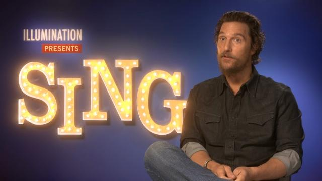 McConaughey's 'realistic' career advice