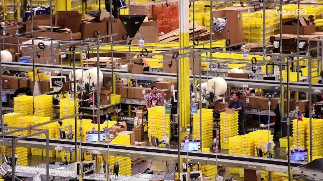 Amazon now bigger than brick and mortar retailers