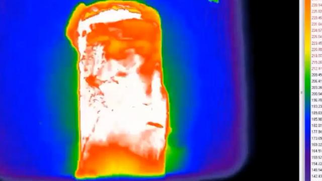What's happening when a lithium-Ion battery explodes?