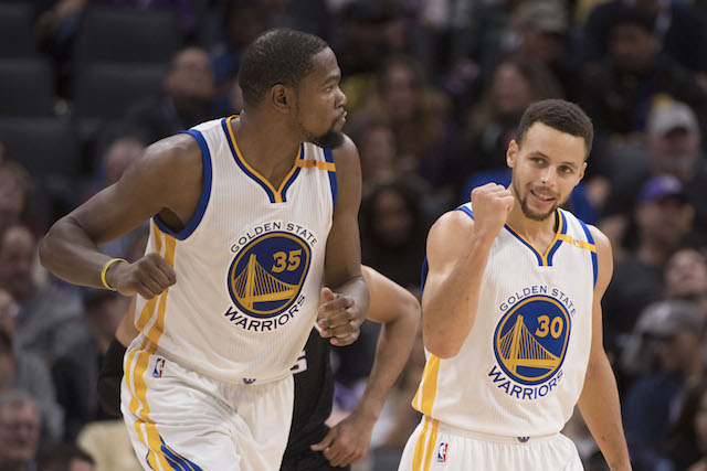 USA TODAY Sports' Sam Amick discusses some of the factors that would make winning the Western Conference ideal for the Warriors.