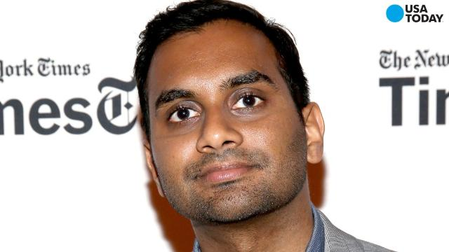 Comedian and actor Aziz Ansari hosts Saturday Night Live and calls Trump to make a speech denouncing racism.