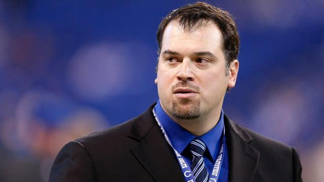 Report: Indianapolis Colts fire GM Ryan Grigson