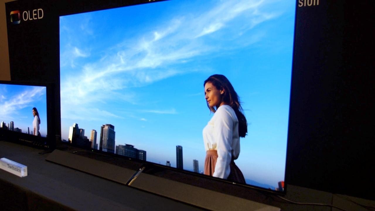 Panasonic's best TV isn't available in the U.S.