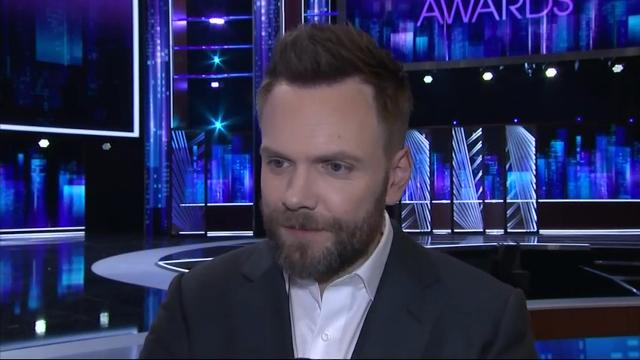 The host of the People's Choice Awards, Joel McHale, discusses his game plan for presenting the ceremony and warns Donald Trump that he's got a few jokes up his sleeve. (Jan. 18)