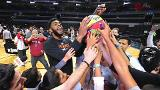 NBA spreads joy of basketball in Mexico City