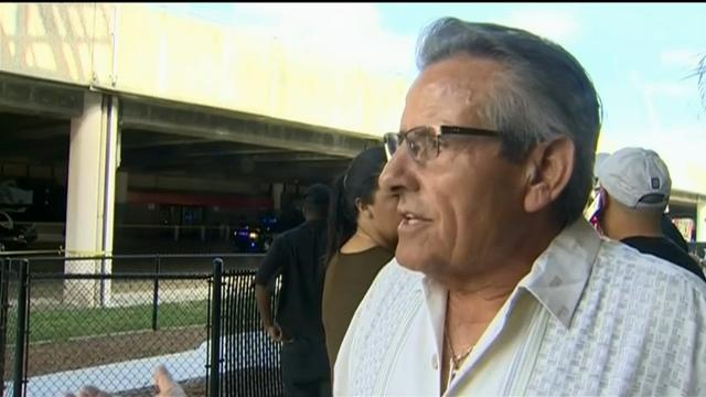 Witnesses describe airport attack scene