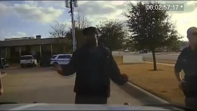While he was in Tyler, Texas,  former NFL star Ricky Williams was stopped, searched, and questioned by Tyler PD.
