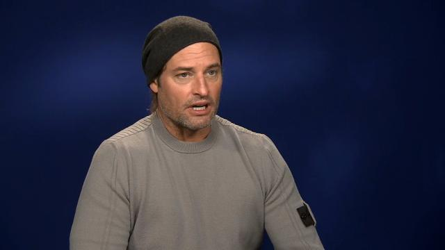 Josh Holloway: Stakes get higher on season 2 of 'Colony'