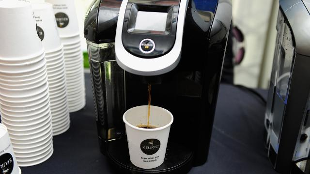 Dr Pepper Snapple Keurig Green Mountain To Combine