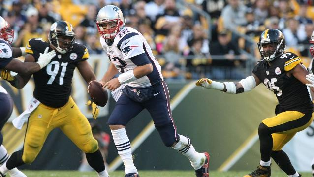AFC championship game preview: Patriots vs. Steelers