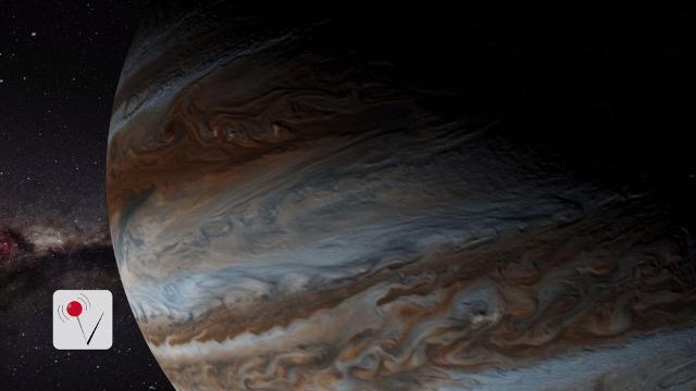 NASA is giving the public a chance to be part of the virtual imaging team that will capture new views of Jupiter. Josh King reports.