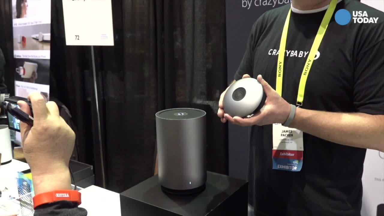 Five coolest gadgets seen @CES Unveiled