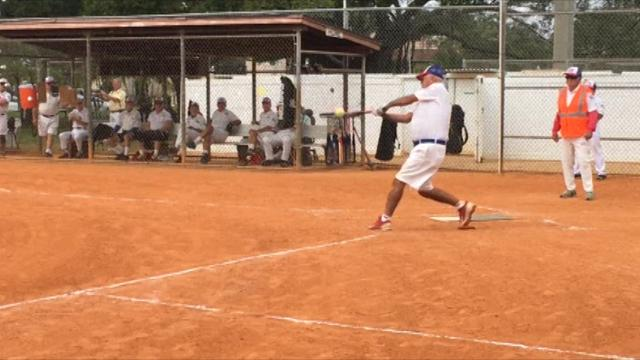This 75-and-up softball league proves age is just a number