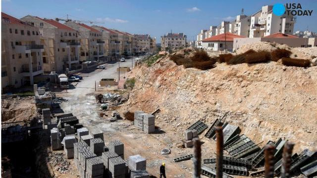 Israel moving forward with West Bank construction