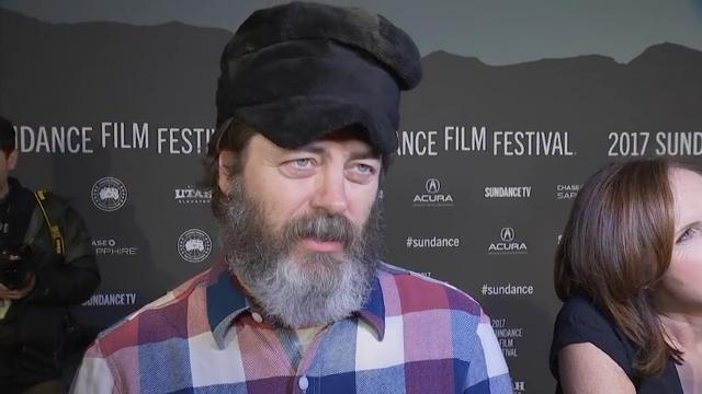 Offerman and Shannon share thoughts on Trump