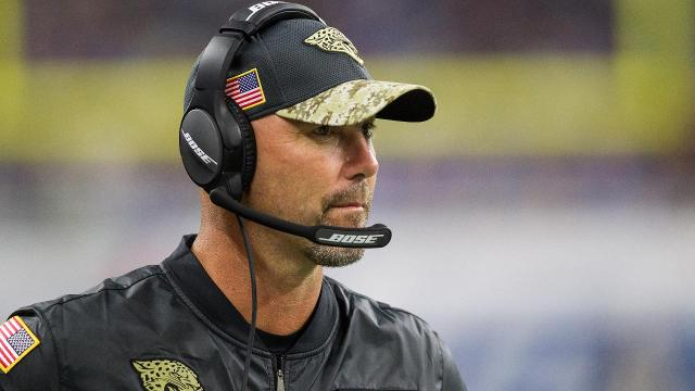 Ex-Jaguars head coach Gus Bradley hired as Chargers defensive coordinator