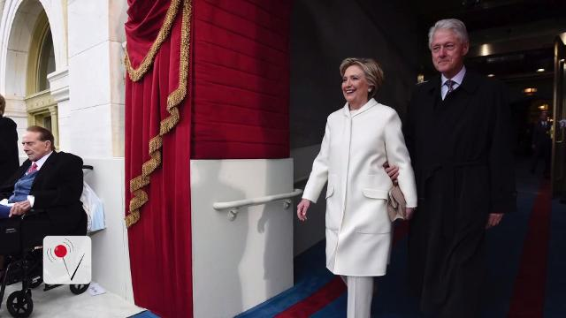 What's next for the Clinton dynasty? According to friends close to the family, the Clintons aren't leaving the public's eye anytime soon. Nathan Rousseau Smith (@fantasticmrnate) reports.
