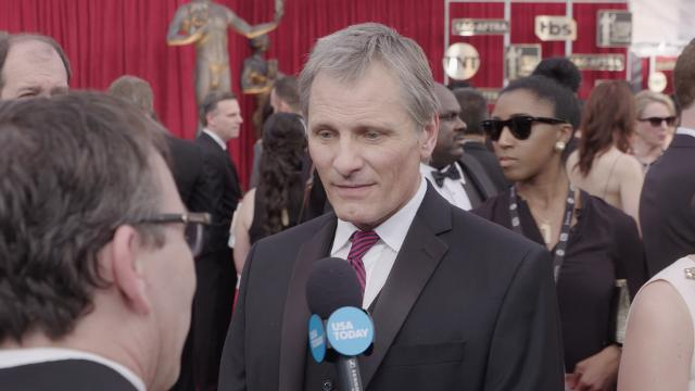 Viggo Mortensen recalls what he did after receiving an Oscan nomination for 'Captain Fantastic.'