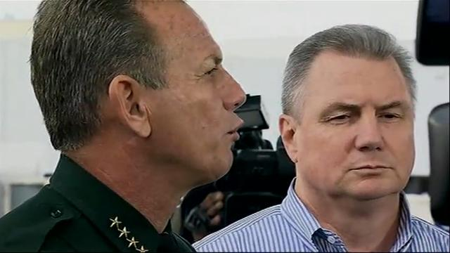 Sheriff: Fla. airport shooter in custody