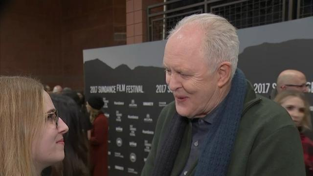 Lithgow on Trump: 'It's the worst beginning of a presidency there ever was'