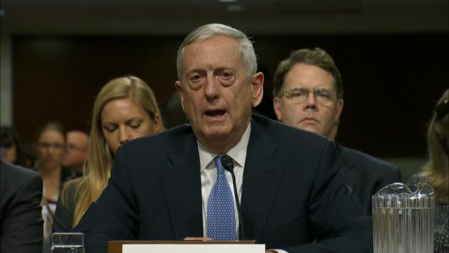 Mattis: US Under Biggest Threat since WWII