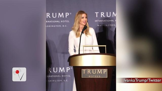 Ivanka Trump reportedly cuts ties with her businesses