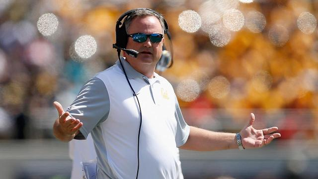 Cal fires coach Dykes after 4 seasons