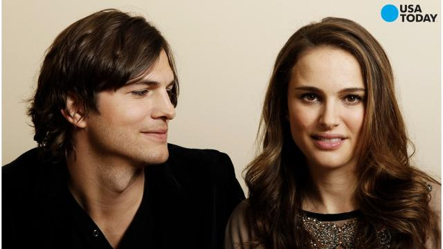 "Natalie Portman says Ashton Kutcher was paid three times as much as her for co-starring in 2011's ""No Strings Attached."""
