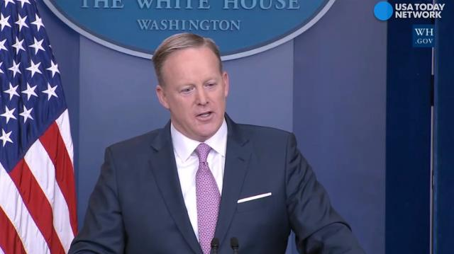 Trump's press secretary: Intention is 'never to lie to you'