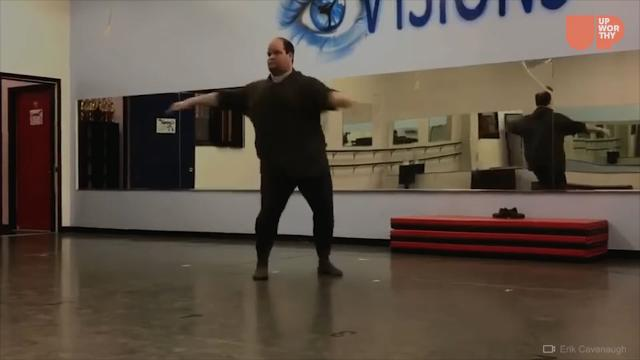 This ballerino proves you can be a great dancer at any size