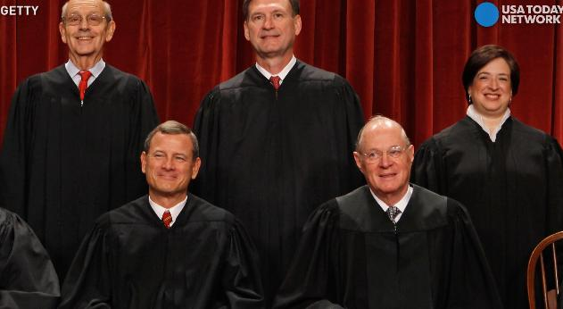 How to become a Supreme Court justice