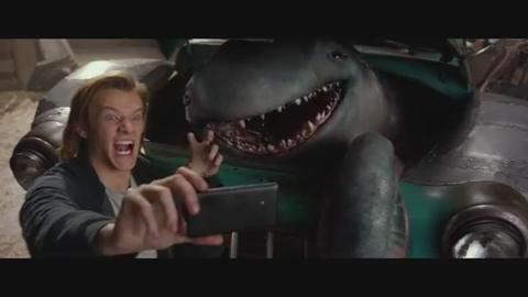 A young man befriends a subterranean creature that transforms his truck into a real monster truck.