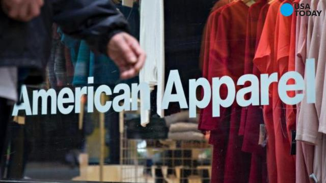 Bankrupt retailer American Apparel begins laying off staff