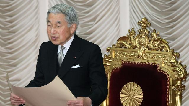 Abdicating isn't allowed under Japanese law, but a government panel says there may be a way to let Emperor Akihito step down anyway.