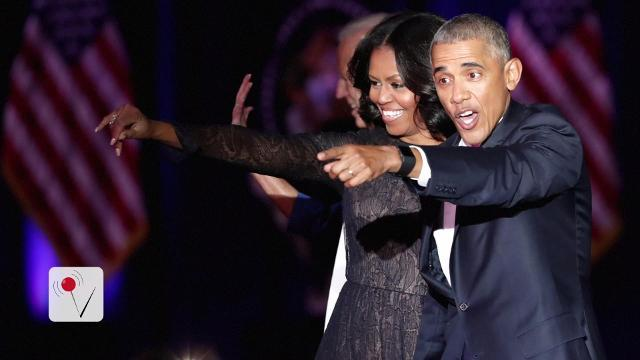 Obama: Michelle wishes I was president when we weren't married