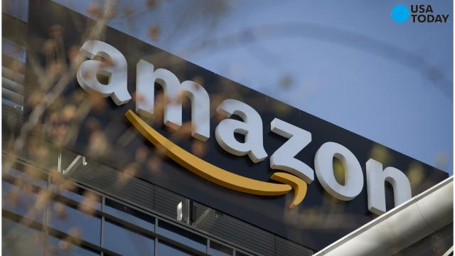 Amazon will create 100,000 full-time jobs in the United States with full benefits over the next 18 months, the tech giant announced in a statement Thursday.