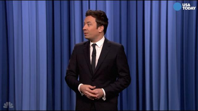 The late-night comics on the celebs that aren't coming and other inauguration woes. Take a look at our favorite jokes, then vote for yours at opinion.usatoday.com.
