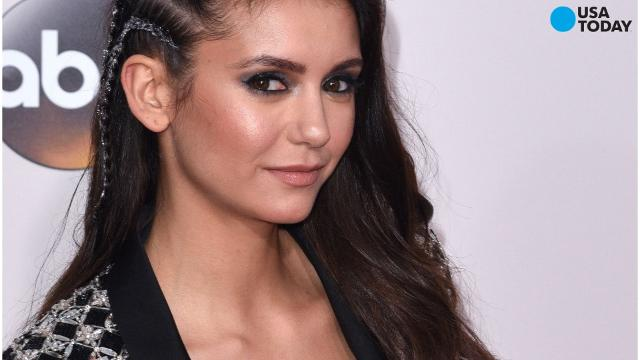 'The Vampire Diaries': Nina Dobrev makes waves in joke apology video to Paul Wesley