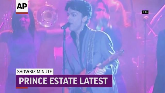 ShowBiz Minute: Springsteen, Prince, 'Star Wars'