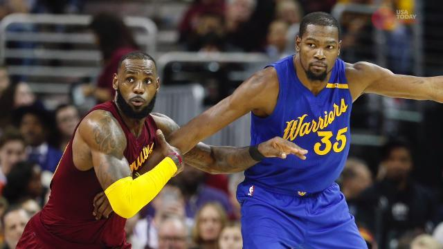 USA TODAY Sports' Sam Amick previews the final regular season matchup between the Cavaliers and Warriors.