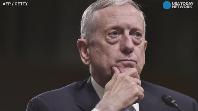 The Senate confirmed Trump's pick for the U.S. Secretary of Defense, James 'Mad Dog' Mattis, a retired Marine Corps general on the same day as President Trump's inauguration.