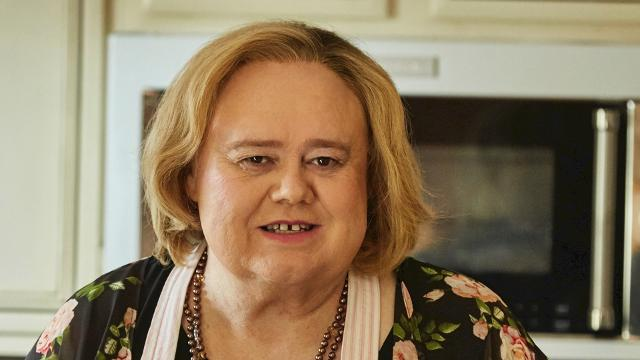 Louie Anderson tells us how creators Louis C.K. and Zach Galifianakis chose him to play the role of Christine.