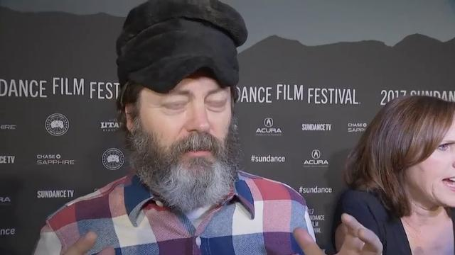 Offerman: 'Will & Grace' revival 'has me just giggling constantly'
